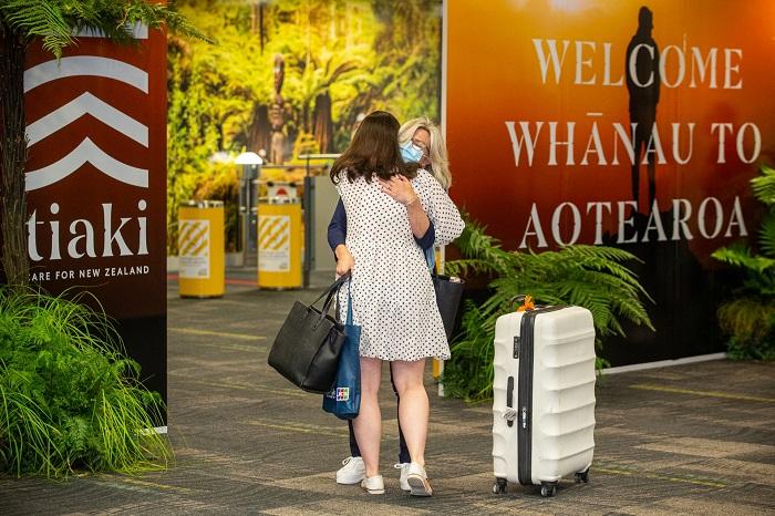 웰컴 화나우와 티아키 프로미스 환영 현장  (c) Tourism New Zealand