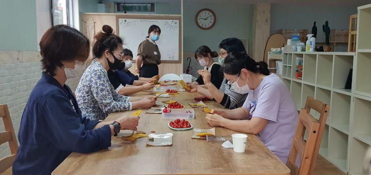 강북구 마을기업 '한국교육강사협동조합' 강의