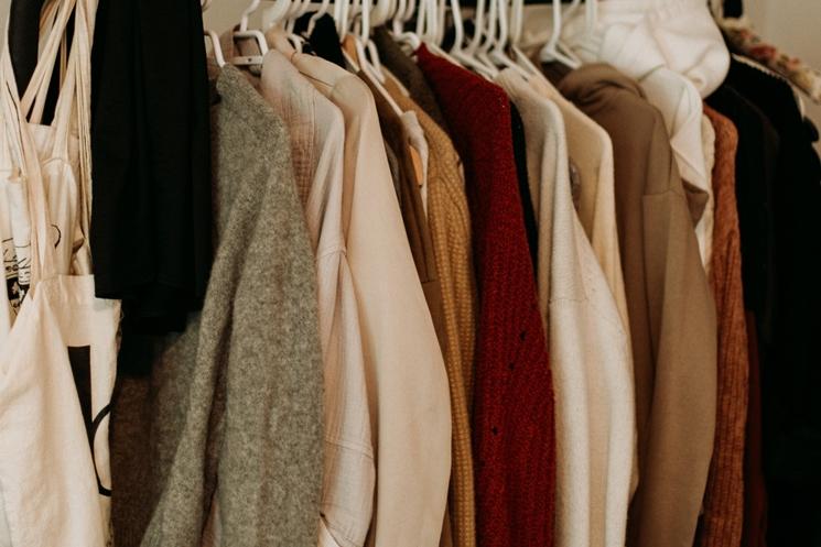 식물성 소재를 입는 패션업계. ⓒUnsplash