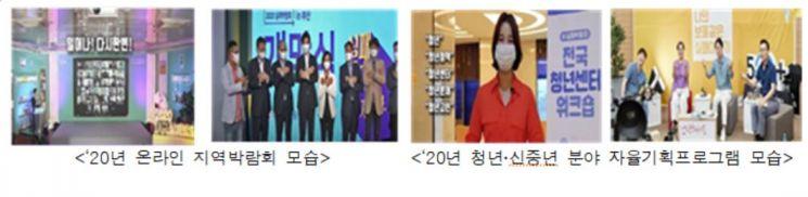 부산·대구·제주, 공공·민간기관 14곳과 '실패박람회'