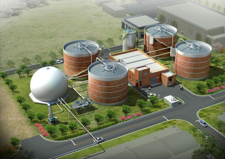 경남 김해시가 85억원을 들여 에너지 자립형 공공 하수도 구축에 착수한다.[이미지출처=김해시]