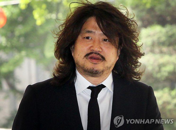 TBS라디오 '김어준의 뉴스공장' 진행자 김어준 씨.사진제공=연합뉴스
