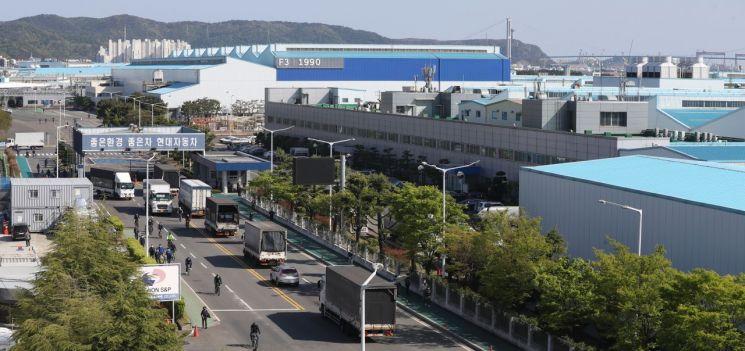 현대차 울산공장 [이미지출처=연합뉴스]