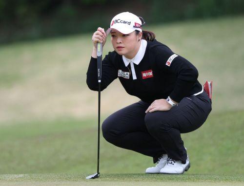 '상금 2위' 장하나가 하나금융그룹챔피언십에서 2년 만에 우승에 도전한다.