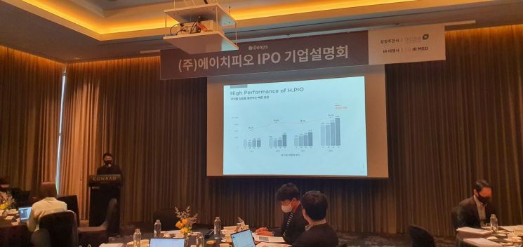 """[IPO]에이치피오 """"해외시장 강화와 펫시장 진출로 성장 지속할 것"""""""