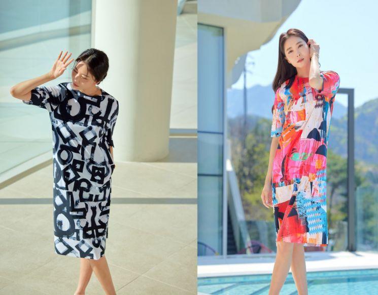 소리바다, '오윤아 원피스' 출시… 패션브랜드 '디아스토리'와 파트너쉽 체결