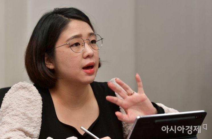 용혜인 기본소득당 의원./윤동주 기자 doso7@