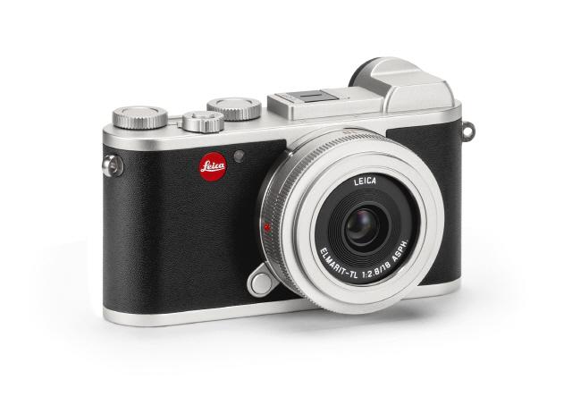 라이카의 렌즈 교환식 카메라 '라이카 CL'(Leica CL) 모델./사진제공=라이카