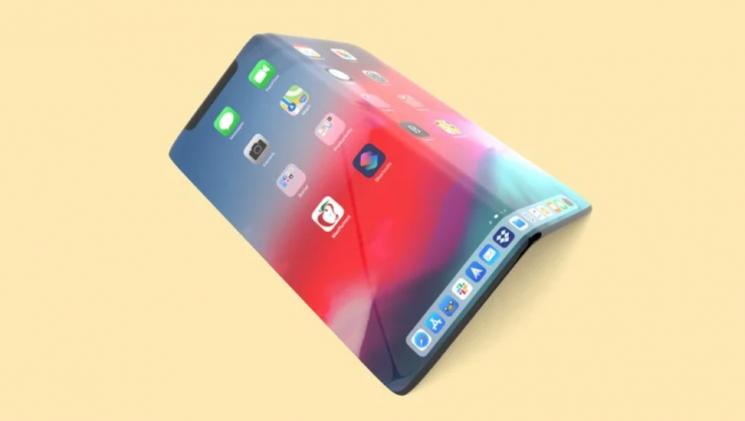 애플, 2023년 8인치 폴더블 아이폰 선보일까?