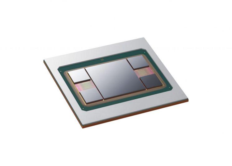 삼성전자 차세대 반도체 패키지 기술 'I-Cube4'[사진제공=삼성전자]