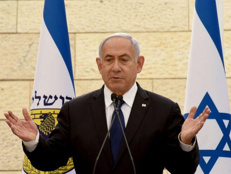 베냐민 네타냐후 이스라엘 총리 [이미지출처=로이터연합뉴스]