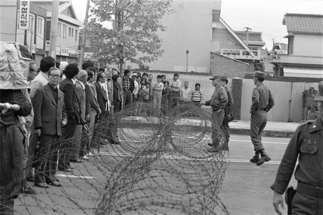 1980년 5월 26일(월) '죽음의 행진'