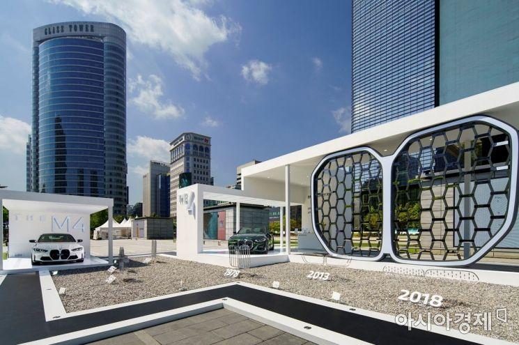 BMW코리아, 코엑스 광장서 '키드니 로드' 운영