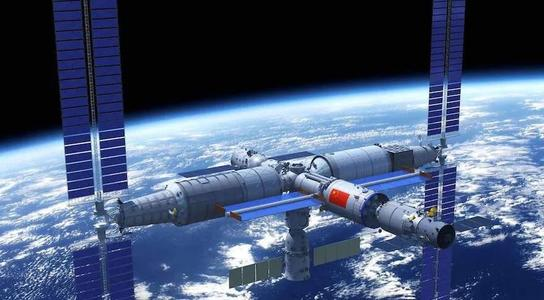 중국 화물우주선 톈저우 3호, 우주정거장 핵심모듈과 도킹 성공