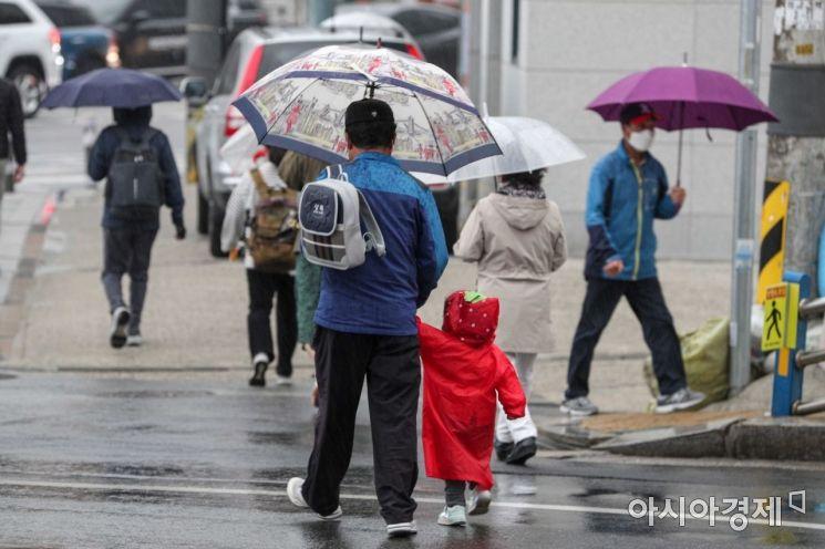 [내일날씨] 토요일 전국 대체로 흐려 …낮 최고기온 27도