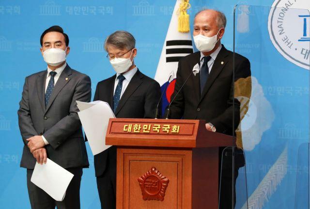[포토] 민주당 '가상자산업법 제정안 발의'