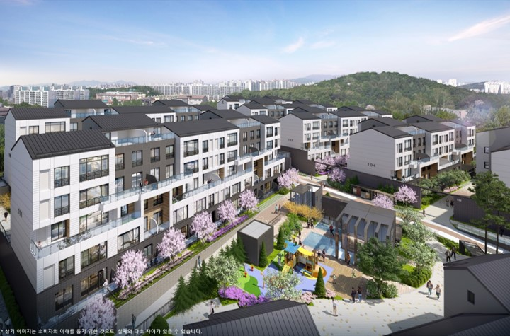 '수원 서호지구' 개발사업 가속화, 이달 주거시설 분양으로 눈길