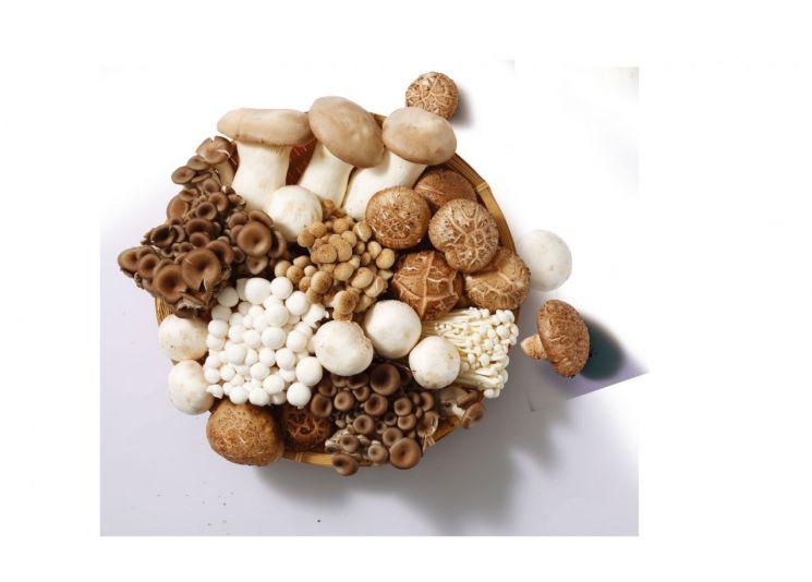 이마트가 버섯 매장에서 다양한 품종을 운영해 고객들에게 차별화된 경험을 제공한다.