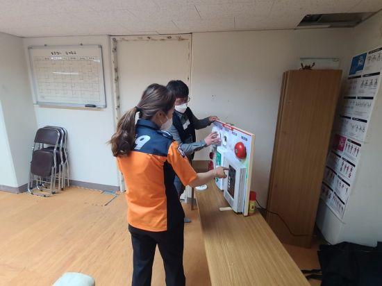 광주 광산소방서 '공동주택 화재안전리더' 맞춤형 교육 실시