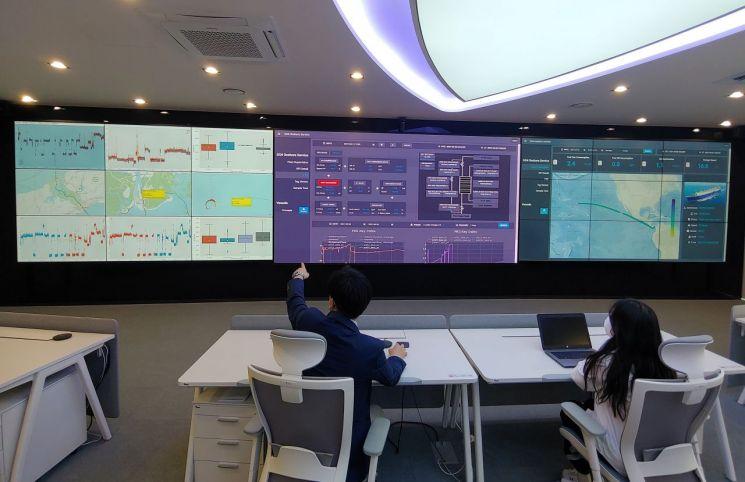 대우조선, 스마트십 기술로 디지털 전환 가속화