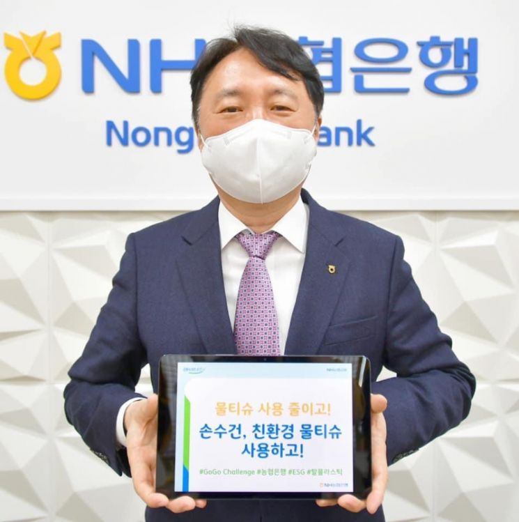 [아시아초대석]권준학 농협은행장, 취임식도 생략하고 농가 찾은 '현장 소통 금융맨'