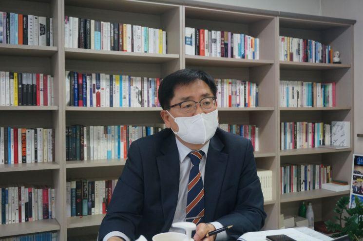 강준모 에이디엠코리아 대표(사진 제공=서울IR)