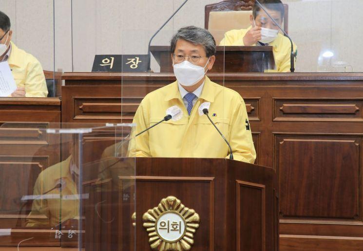 구례군, 제2회 추경예산 4162억원 편성…1022억 증액