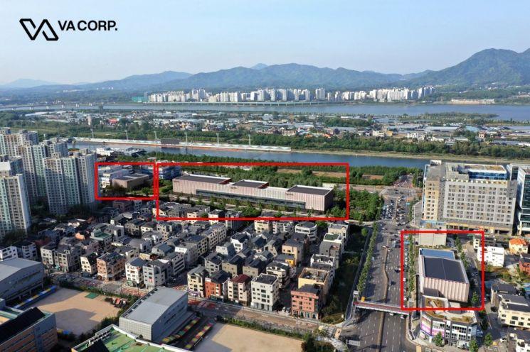 브이에이코퍼레이션, 아시아 최대 규모 버추얼 프로덕션 플랫폼 신규 출범
