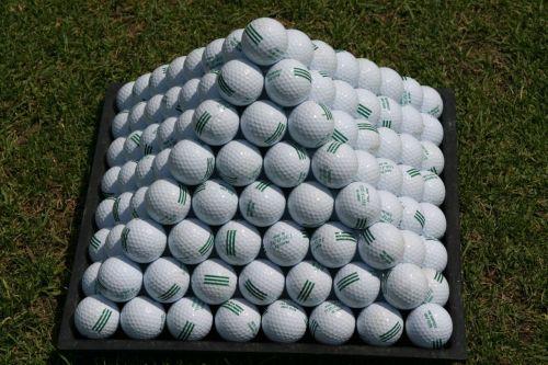 명문 회원제 골프장의 연습장은 레인지볼이 무료다.