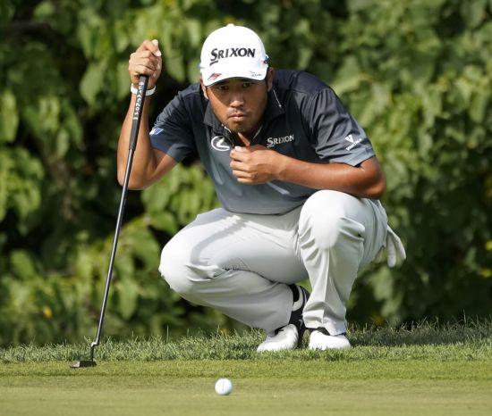 '마스터스 챔프' 마쓰야마 히데키가 AT&T바이런넬슨에서 PGA챔피언십에 대비한 '모의고사'를 치른다.