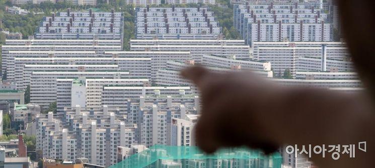 서울 강남구 대치동 은마아파트 일대의 모습./김현민 기자 kimhyun81@