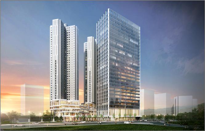DMC역 옆 36층 공동주택·29층 오피스 신축…다문화박물관도 입주