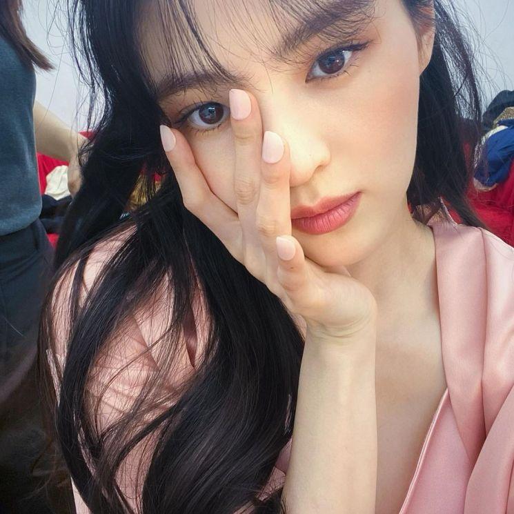 사진 출처=한소희 인스타그램