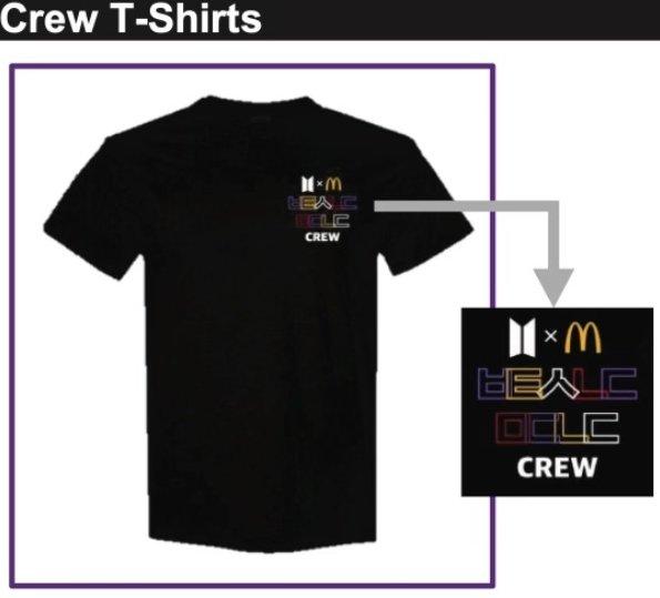 미국 패션 매체가 공개한 맥도날드 한글 유니폼 시안. / 사진=인터넷 홈페이지 캡처