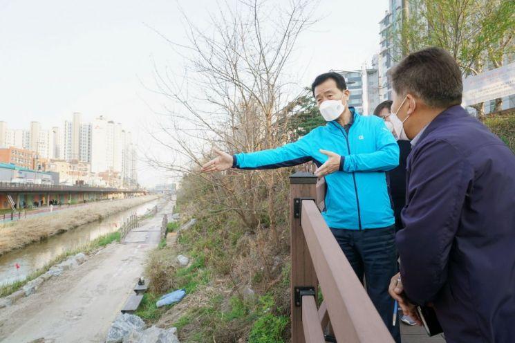 성북구 풍수해 재난안전대책본부 운영