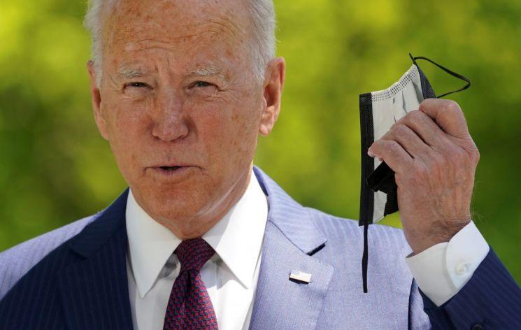 조 바이든 미국 대통령  [사진 제공= 로이터연합뉴스]