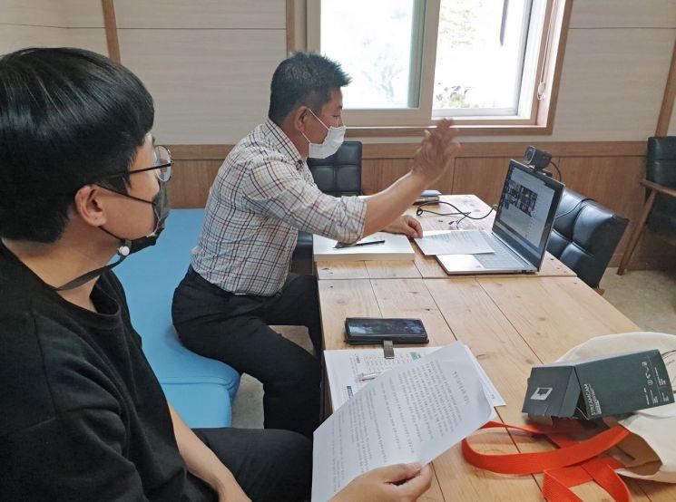 농업기술센터 귀농창업 활성화 기본교육 [이미지출처=산청군]