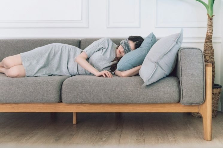 프로젝트슬립 양면 수면안대. [사진제공=프로젝트슬립]