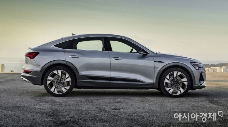 아우디 e-트론 50 콰트로(Audi e-tron 50 quattro)