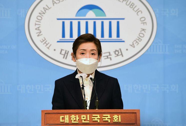나경원 전 국민의힘 의원 [이미지출처=연합뉴스]