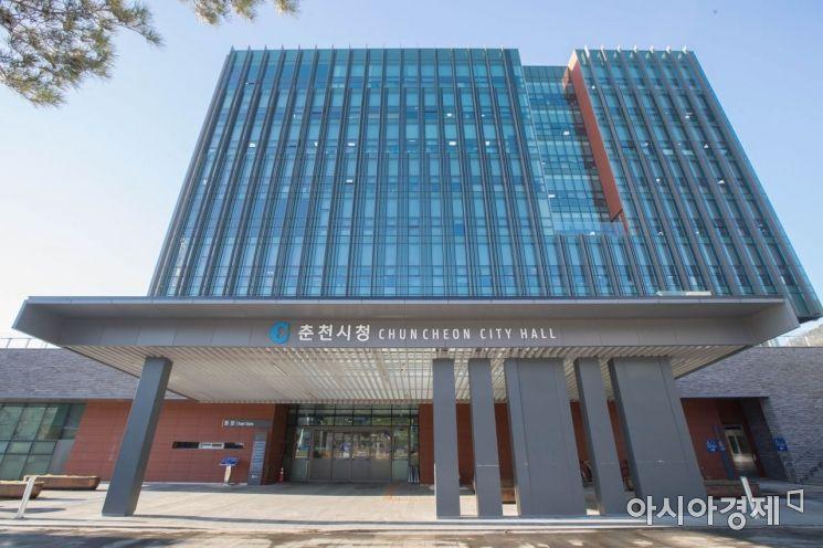 춘천시, '수도권 이전 기업 3곳 유치'‥ 남춘천 산단 분양률 77%