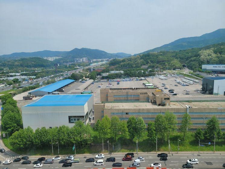 서초구 양재동 한국화물터미널 부지