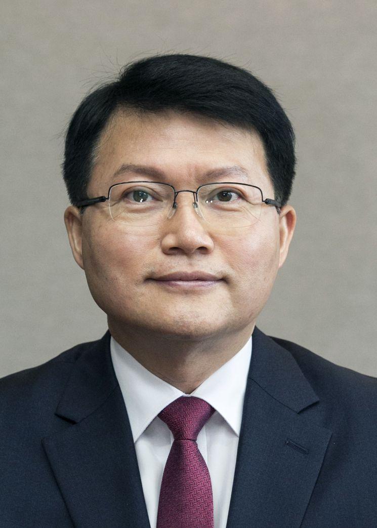 진승호 한국투자공사(KIC) 제8대 사장 취임