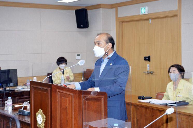 광양시의회 정민기 의원, 다문화가족 지원조례 전부개정조례안 발의