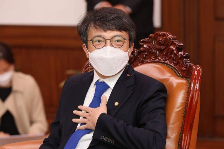 김의겸 열린민주당 의원 [이미지출처=연합뉴스]