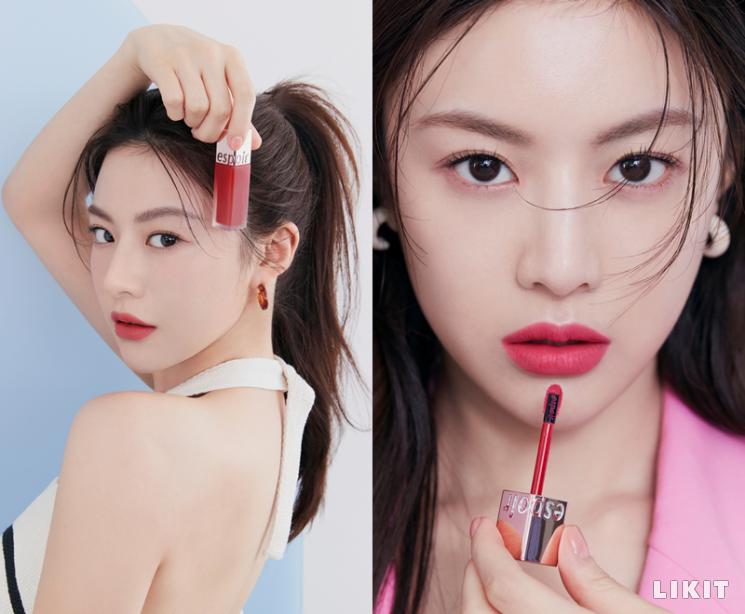 에스쁘아의 새로운 뮤즈, 배우 고윤정. ⓒ에스쁘아