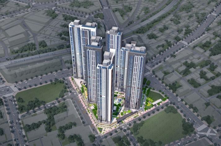지역 랜드마크 세운다. 35층 이상 고층 설계 아파트 인기