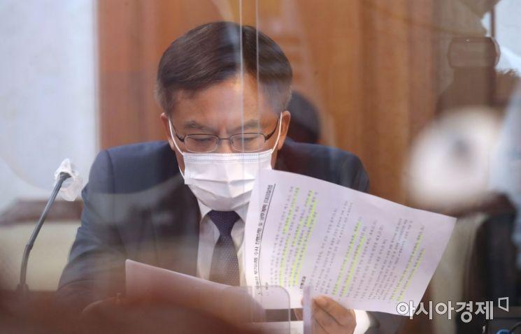 """조남관 법무연수원장 """"검찰, 권력 앞에 당당해야"""""""