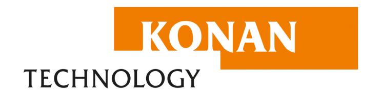 [코난테크놀로지가 이달 '2021년 SW공학기술 역량강화 지원사업'의 수행기업으로 선정됐다.]