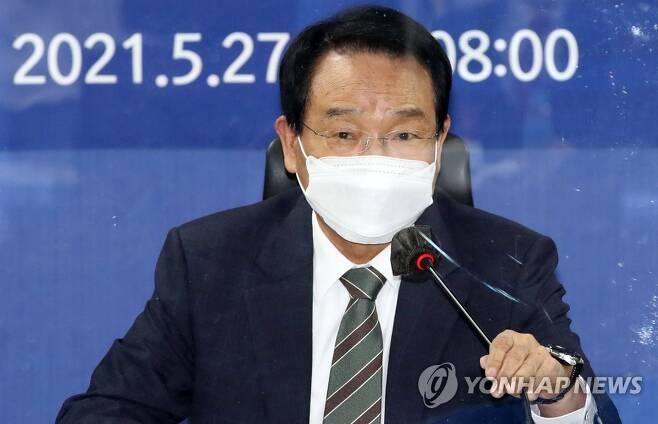 이재명 열린캠프 공동선대위원장으로 5선 변재일 합류